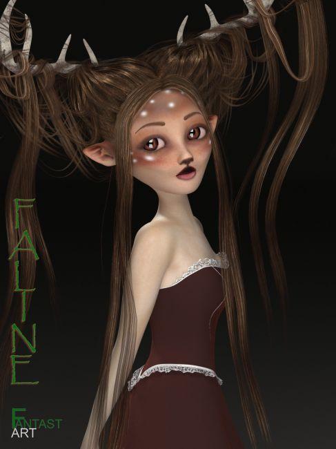 Faline for Maisie