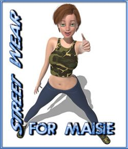 Maisie Street Wear