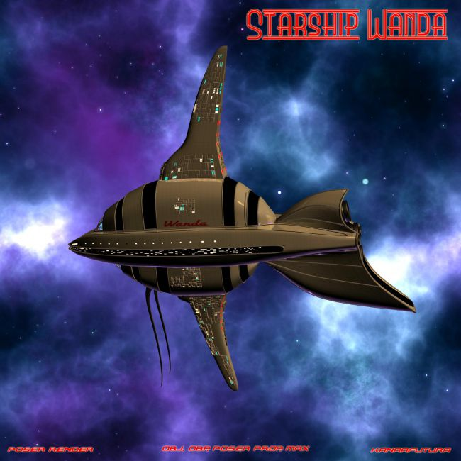 Starship Wanda