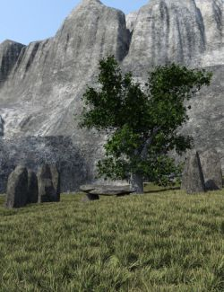 Alter Rock for Daz Studio
