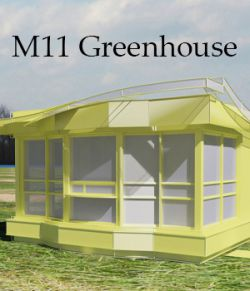 M11 Greenhouse - EXTENDED LICENSE