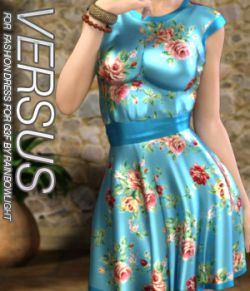 VERSUS - Fashion Dress for Genesis 3 Female(s)