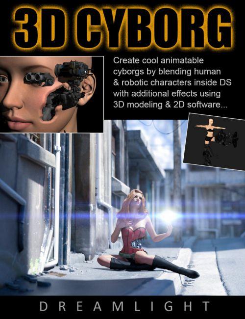 3D Cyborg Tutorial