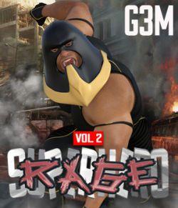 SuperHero Rage for G3M Volume 2