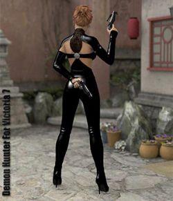 Demon Hunter For Victoria 7