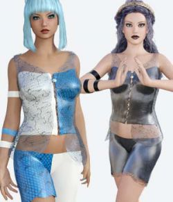Lyssa - Genesis 3 Female/V7 Outfit