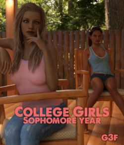 College Girls- Sophomore Year