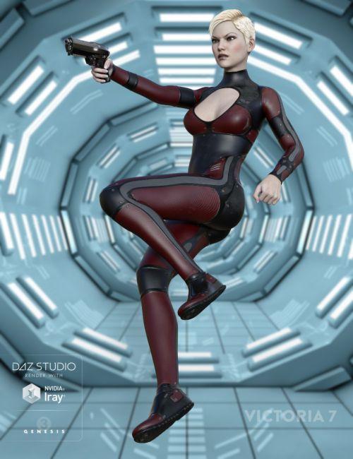 Mace Assassin for Genesis 3 Female(s)