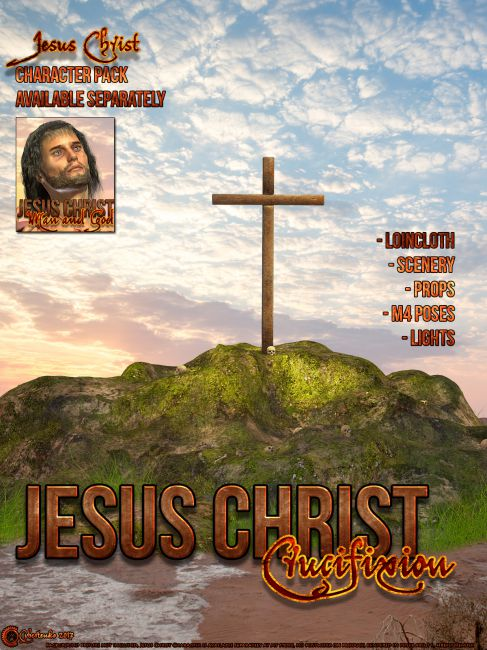 Jesus Christ - Crucifixion