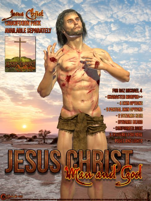 Jesus Christ - Man and God