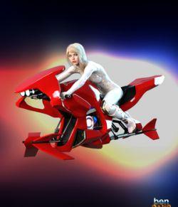 Aegis Jetbike Iray