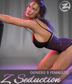 Z Seduction- Poses for the Genesis 3 Females