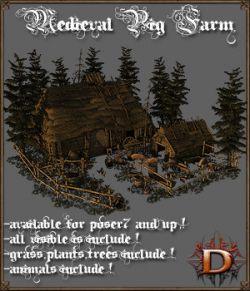 Medieval Pig Farm