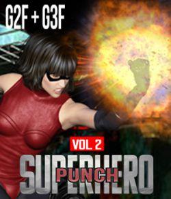 SuperHero Punch for G2F & G3F Volume 2