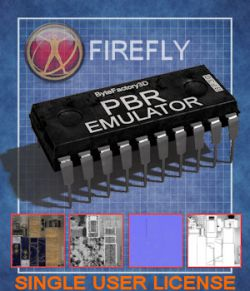 PBR-Emulator FIREFLY - Single User License
