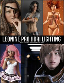 LY Leonine Pro HDR Lighting