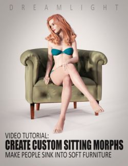 Create Your Own Sitting Morphs