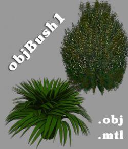 objBush1 - Extended Licence