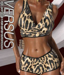 VERSUS- HOT Club I for Genesis 3 Females