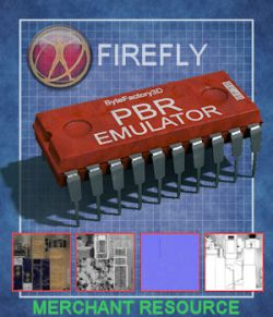 PBR-Emulator FIREFLY- Extended License Merchant Resource