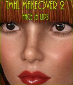 TMHL Makeover 2 Lips and Face MR