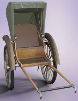 Classic Rickshaw
