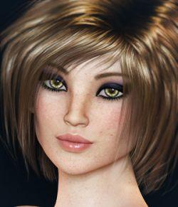 3DSSilver Braylea Genesis 3 Female