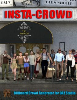 Insta-Crowd Billboards
