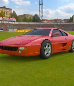 Ferrari Testarossa 1992 - Extended License