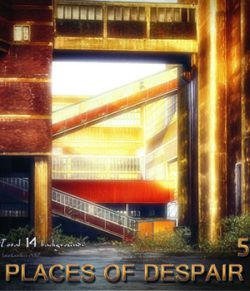Places of Despair 5- 14 2D backgrounds