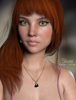 P3D Silvie
