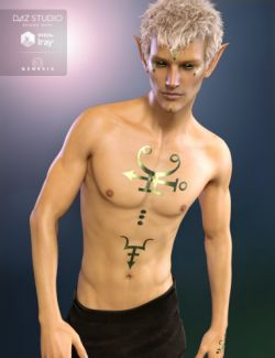 FW Galan HD for Genesis 3 Male