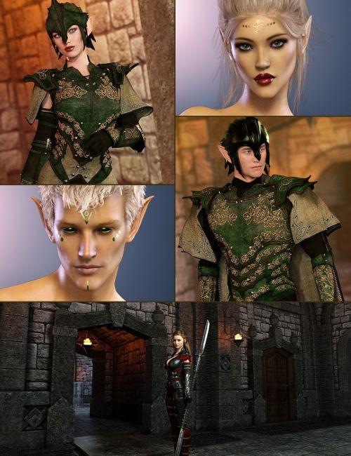 Elven Stronghold Bundle