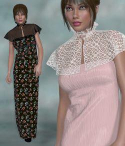 Dynamics-15-Caped Dress for V4