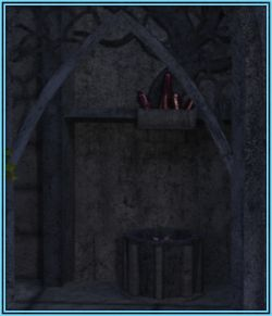 Elven Shrine for Daz