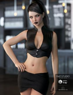 Desidora for Genesis 3 Female