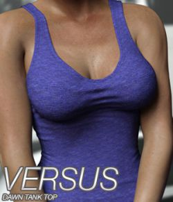 VERSUS - Dawn Tank Top