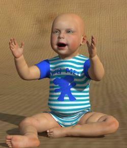 Onesie for Baby Luna-