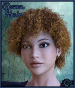 Prae-Raven Hair for Dawn and Dusk