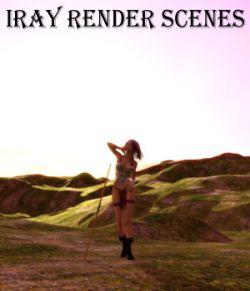 Iray Render Scenes