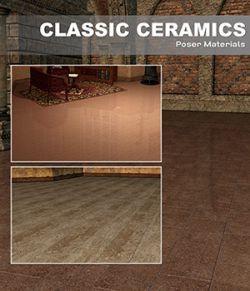 Poser- Classic Ceramics