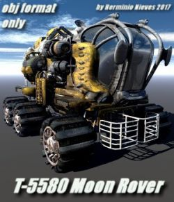 T-5580 Moon Rover