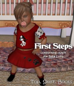 First Steps Outfit