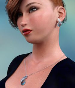 Sylvi Jewels for Dawn- DAZ Studio