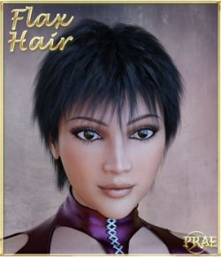 Prae-Flax Hair For Dusk and Dawn