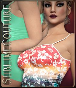 Sublime Couture: Simply Sexy for Genesis 3 Female