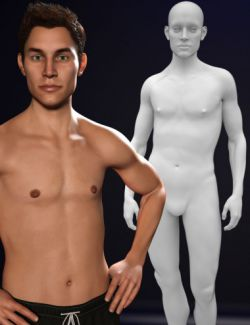 M3D Coen Shapes HD for Genesis 3 Male