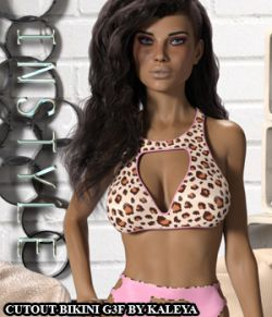InStyle - CutOut Bikini G3F