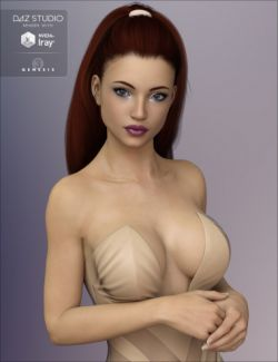FW Kendra HD for Genesis 3 Female