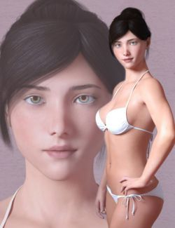 Hazel for Genesis 3 Female